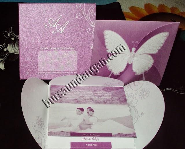 Desain Amplop Undangan Pernikahan - Harga Template ...