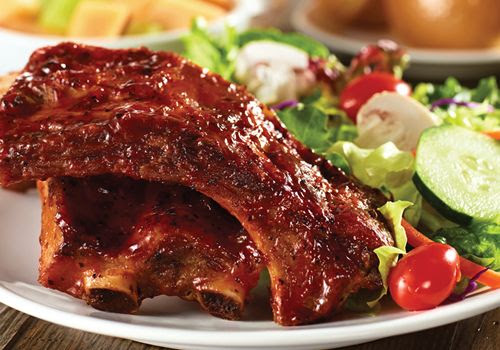 Ryan's, HomeTown Buffet and Old Country Buffet Get Grilling: Now Blue Ribbon Baby Back Ribs Offered Every Night