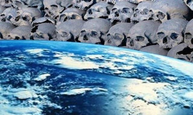ΤΡΕΛΟΣ 'Η ΕΚΦΡΑΖΕΙ ΠΡΑΓΜΑΤΙΚΕΣ ΣΚΕΨΕΙΣ; Σύμβουλος του Ομπάμα υποστηρίζει την θανάτωση 5 δισ. ανθρώπων μέσω των χημικών ουσιών στις τροφές για να… επιβιώσει ο πλανήτης! (βίντεο)