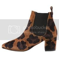 Topshop Mary Ankle Boots