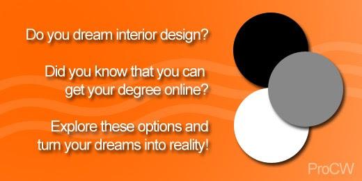 Getting an Interior Design Degree Online