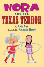 Nora and the Texas terror by Judy Cox book cover