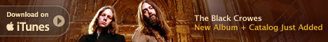 The Black Crowes on iTunes