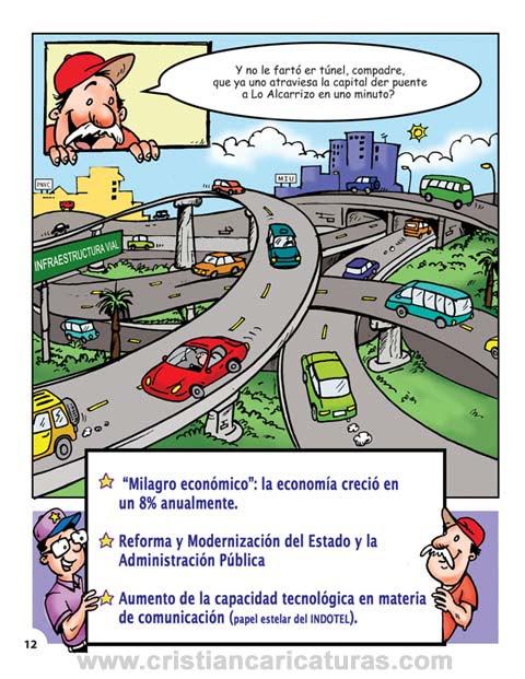 Página 12 del comic la Historia de Mora