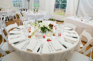 Tablecloths for Round Tables