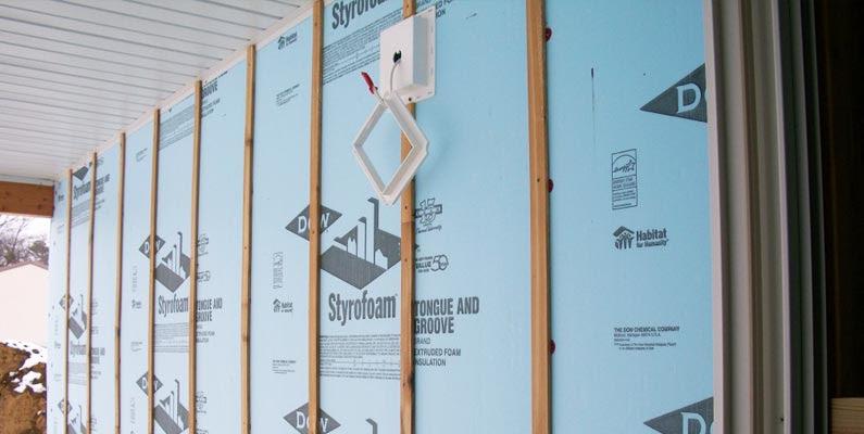 exterior rigid insulation siding energy star