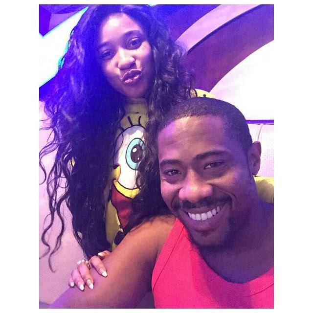 Tonto Dikeh Finally Shows Off Her Man (PHOTOS)