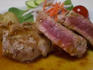 レアで食べられちゃう豚肉 食いしん坊 飲んべ O 楽天ブログ