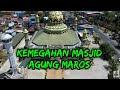 4K Drone Footage - Kemegahan Masjid Agung Maros