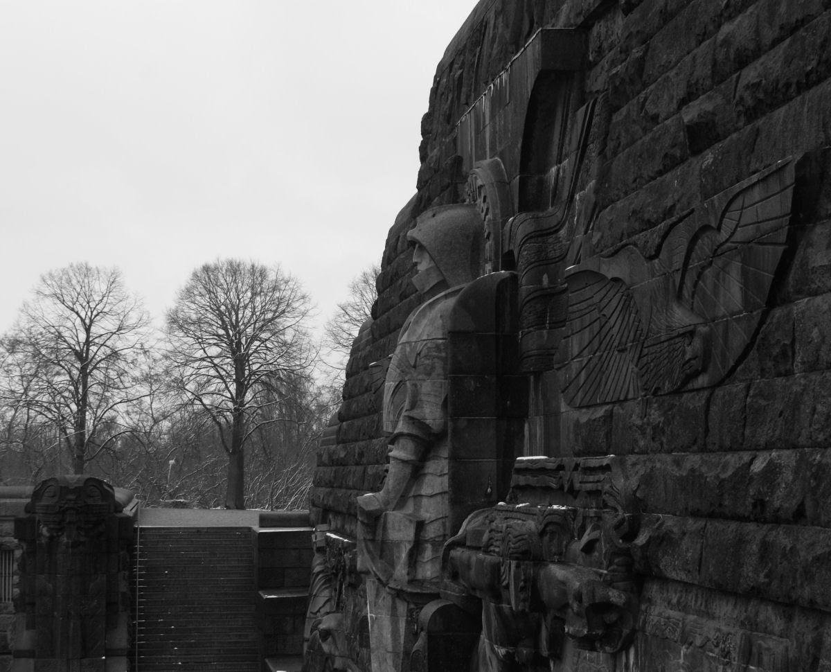 O Monumento à Batalha das Nações : O maior monumento da Europa 20