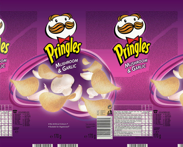 Pringles Packaging design 2 30+ Crispy Potato Chips Packaging Design Ideas
