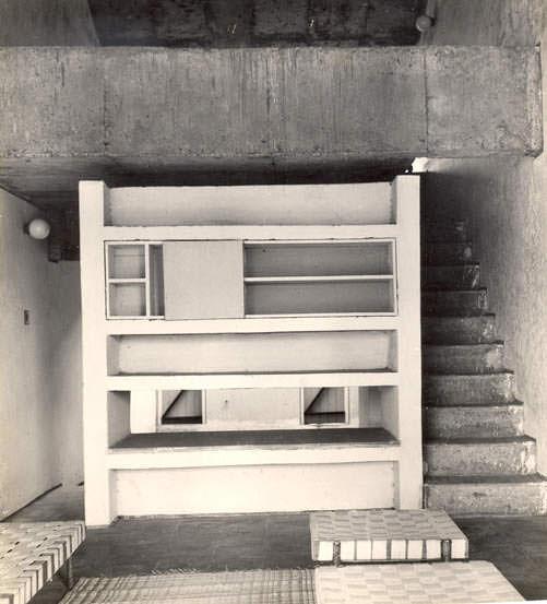 Tube Housing in Ahmedabad | Charles Correa | Indian architect