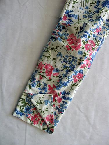 Vintage 2-piece sleeve cuff