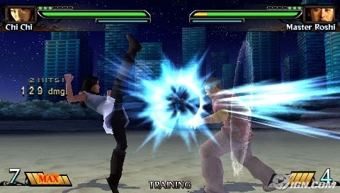 Dragonball: Evolution Screenshot