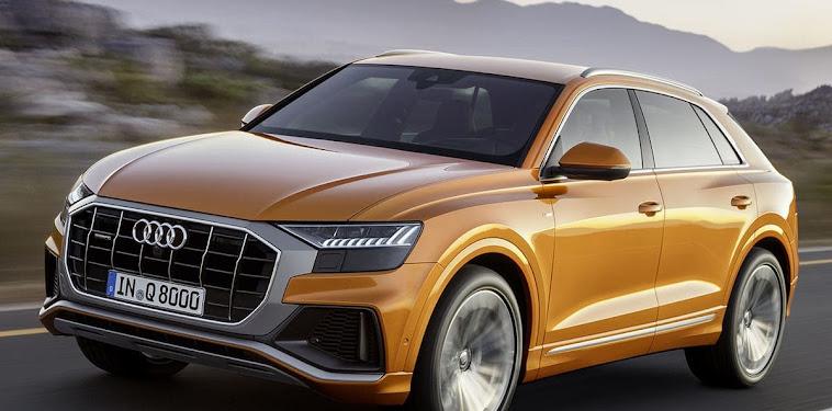 Audi Suv Q7 Interior