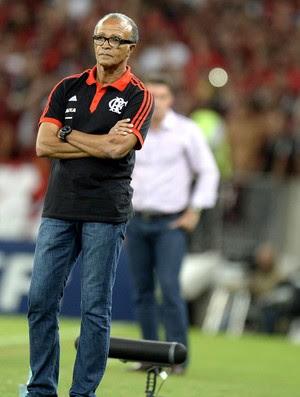 Jayme de Almeida jogo Flamengo e Atlético-PR final Copa do Brasil (Foto: André Durão / Globoesporte.com)