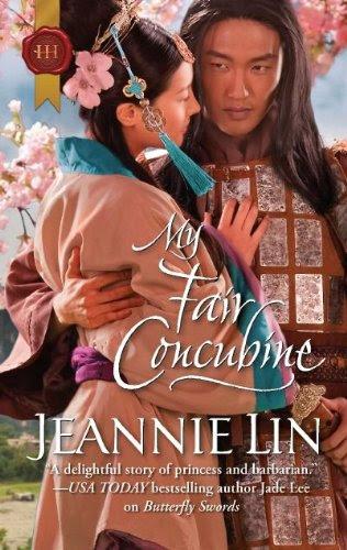 My Fair Concubine (Harlequin Historical) by Jeannie Lin