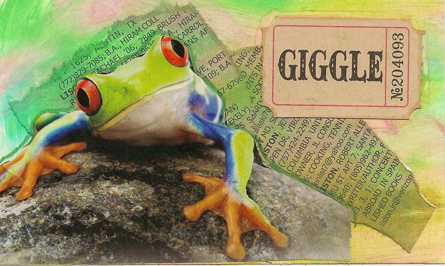 ICAD - Giggle