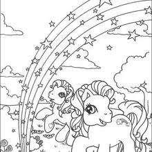 Dibujos Para Colorear Little Pony