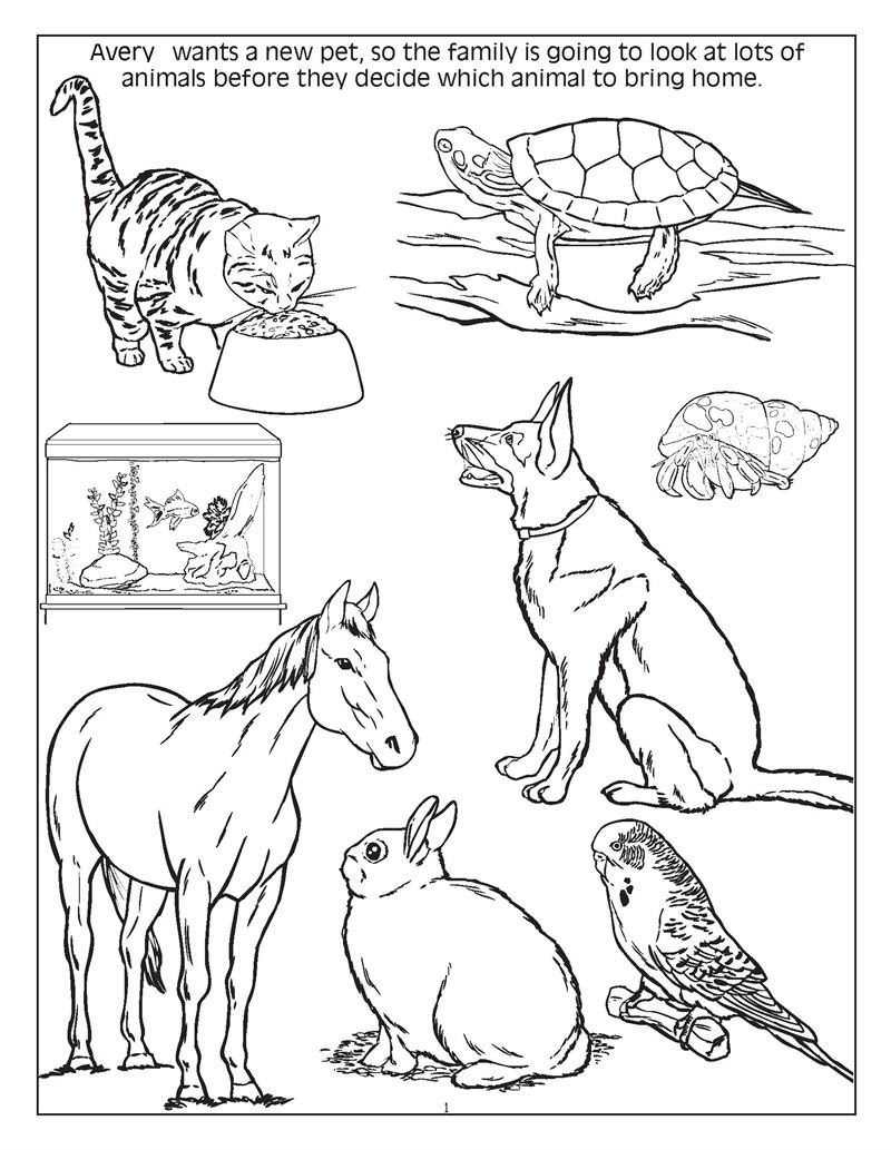 Cat Family Coloring Pages at GetColorings.com | Free ...