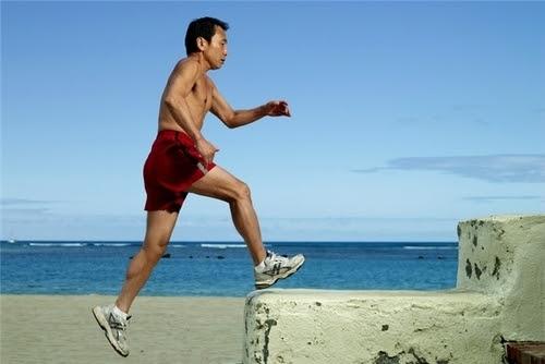 Murakami deportista
