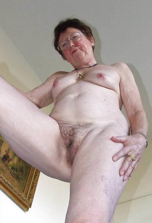 chubby older sex woman