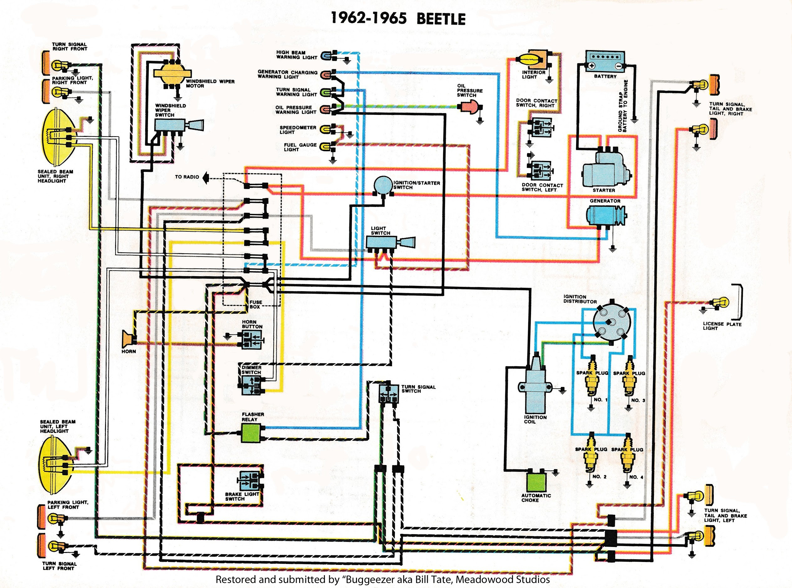 73 Vw Beetle Wiring Diagram - Wiring Diagram Networks | 74 Vw Bus Wiring Diagram Relays |  | Wiring Diagram Networks - blogger
