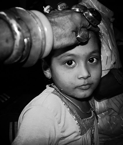 Gods Home is In A Childs Eyes by firoze shakir photographerno1