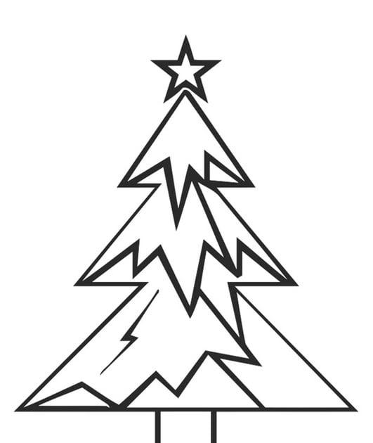 tannenbaum malvorlage kostenlos