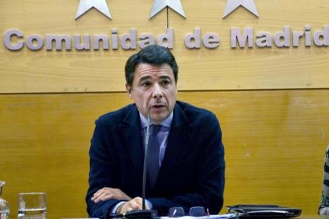 Ignacio González, en una imagen reciente. | EL MUNDO