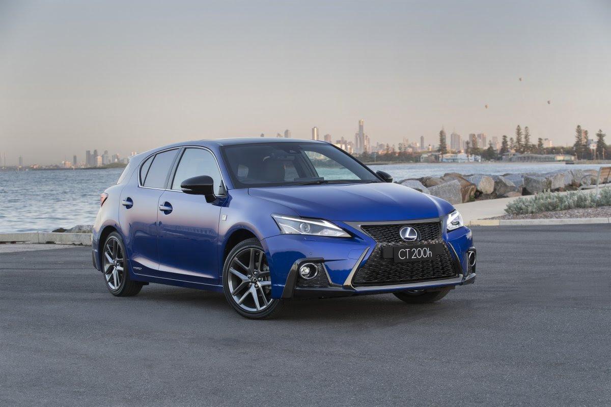 Lexus adds style, fe