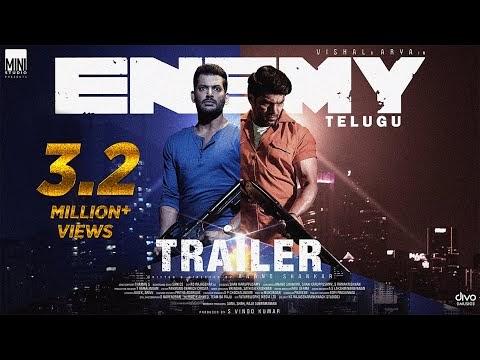 Enemy Telugu Movie Trailer