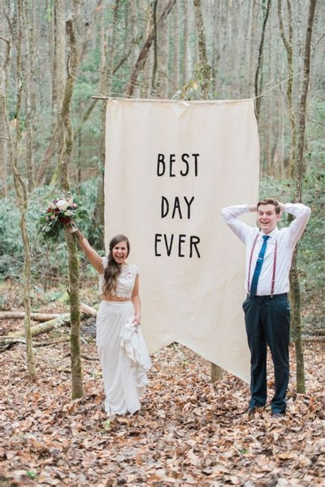 Best Day Ever. Smoky Mountain Elopement Madeline Harper