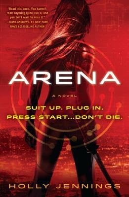 Currently Reading: Arena by Holly Jennings
