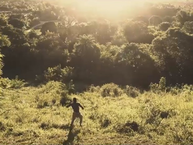Cumbe vai contar a história do líder quilombola Balogum Baba, personagem ficctício do filme paraibano (Foto: Reprodução/Youtube/CUMBE: Justiça, Honra e Liberdade)