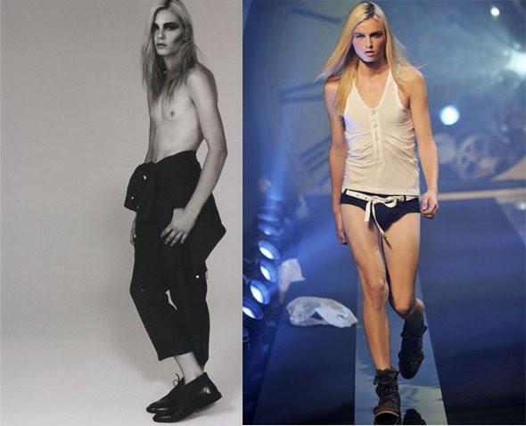 perierga.gr - Γυναίκα ή άντρας μοντέλο; Μάντεψε!