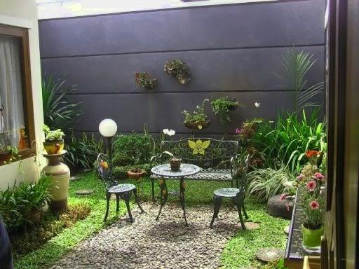 Desain Taman Halaman Rumah Minimalis Grantnsaipan