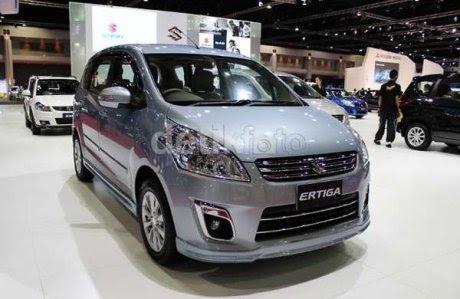 persaingan ketat,Suzuki tetap PEDE dengan ERTIGA