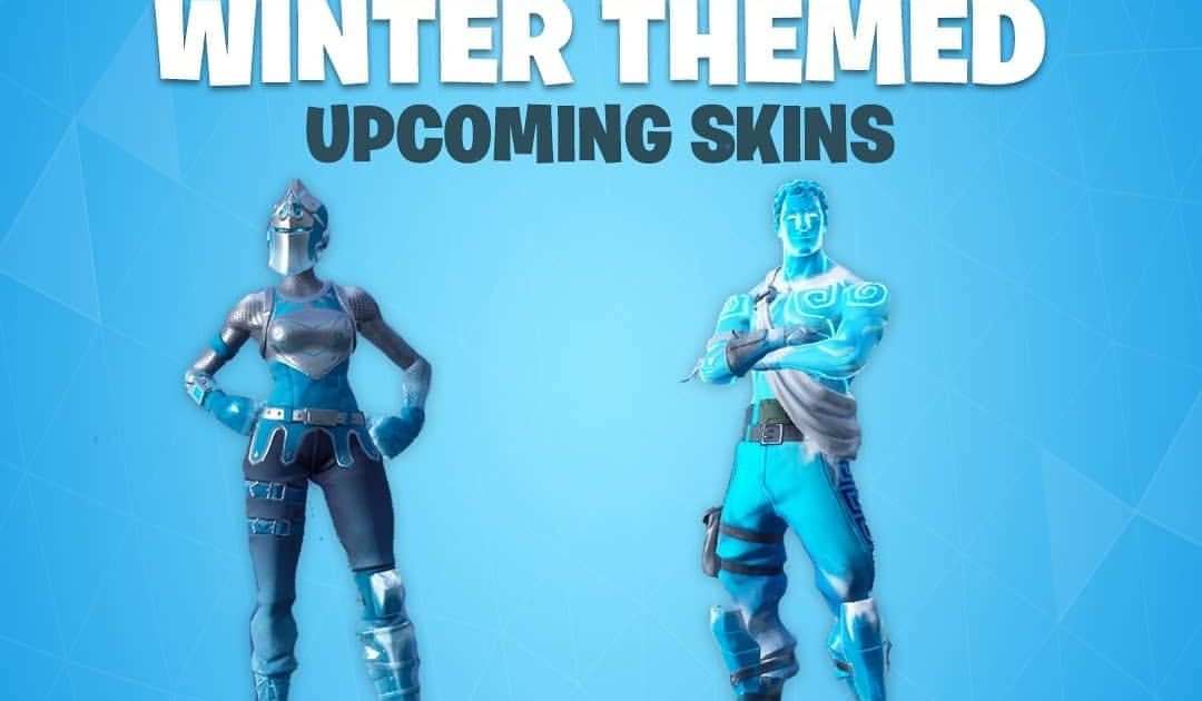 Fortnite Frozen Red Knight Thumbnail