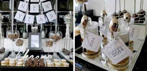 Kara's Party Ideas New Year's Eve Dessert Bar {Party Ideas
