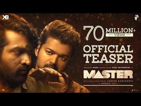 Master Tamil Movie Teaser