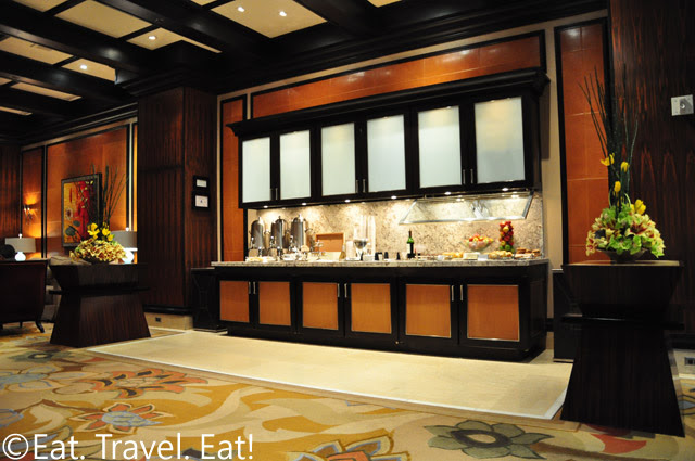 3/4 View VIP Lounge
