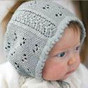 Beloved Baby Bonnet, from Jane Austen Knits magazine