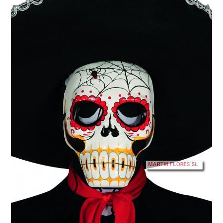 Careta Catrina Esqueleto Hombre Disfraces Niños Baratos Sevilla