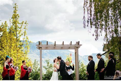 Secret Garden Abbotsford Wedding