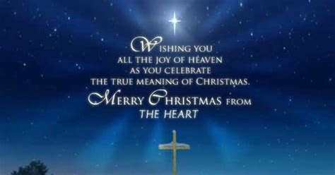 """""""The True Meaning""""   Christmas eCard   Blue Mountain eCards"""