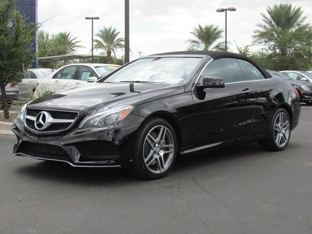 2016 Mercedes-Benz E-Class E550 Cabriolet for sale at ...