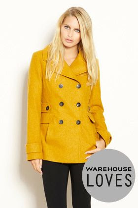 Warehouse Loves Coat