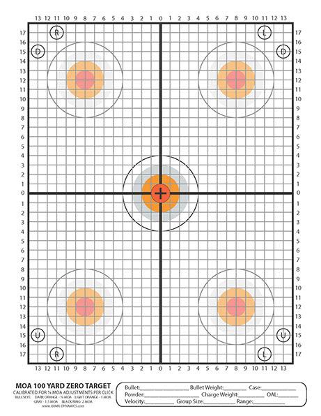 ARMA DYNAMICS - Scoped Rifle Targets