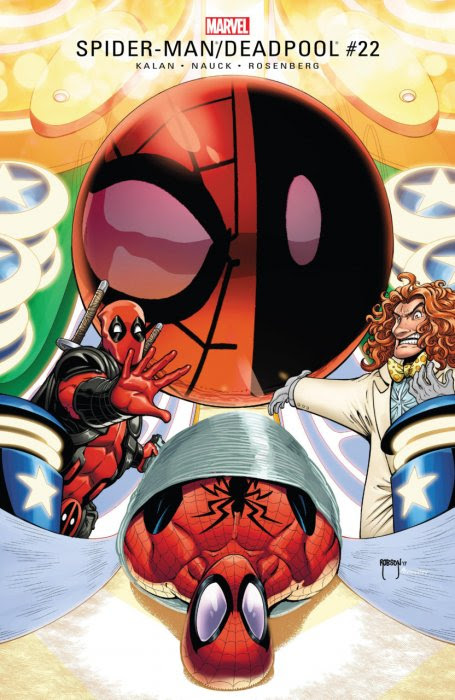 Spider-Man - Deadpool #22